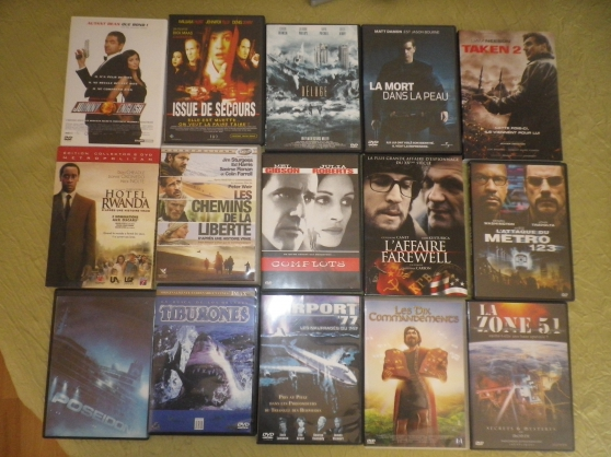 DVD Film action