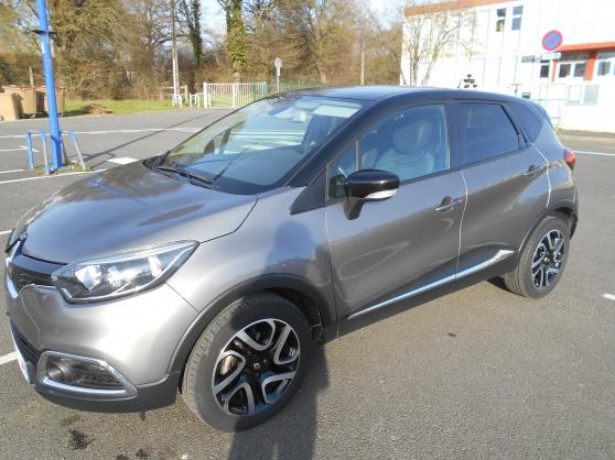 Annonce occasion, vente ou achat 'Renault Captur'