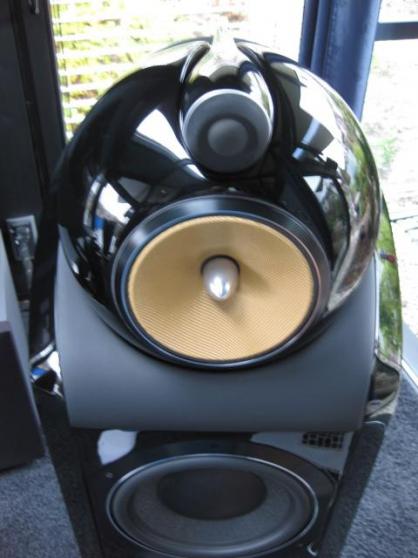 B&W 800 D2 Speakers