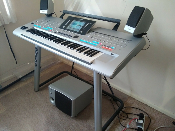 Annonce occasion, vente ou achat 'yamaha tyros 4 clavier TRS-MS04'