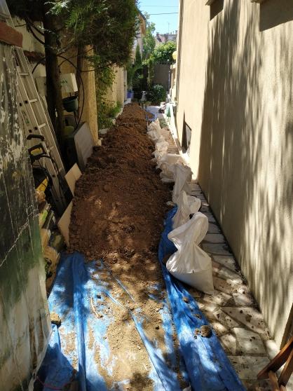 Donne 10m3 de terre gratuite pour jardin