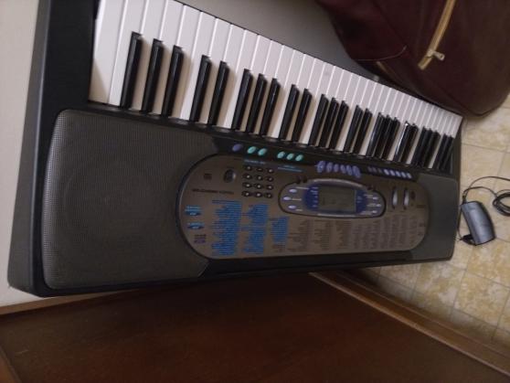 Annonce occasion, vente ou achat 'Piano- Casio CTK 571'