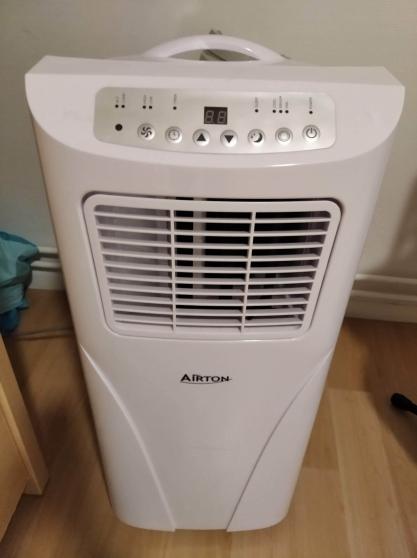 Airton climatiseur mobile