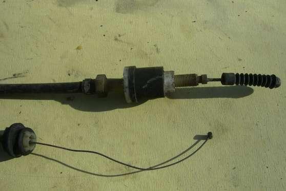 cable accelerateur et embrayage volvo 74 - Photo 2