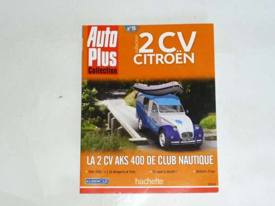 Fascicule N° 19 2CV AUTO PLUS