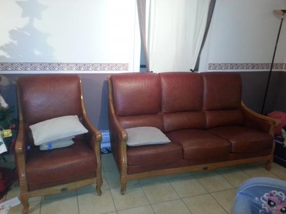 salon b marly cuir meubles d coration salons salles manger chalon sur sa ne reference. Black Bedroom Furniture Sets. Home Design Ideas
