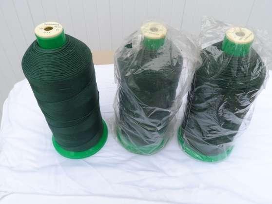Annonce occasion, vente ou achat 'Vend 3 cônes de fil neuf onyx'