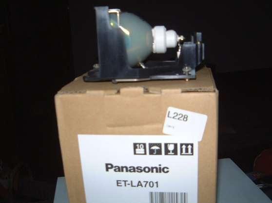 lampe vidéo projecteur Panasoni occasion - Photo 2