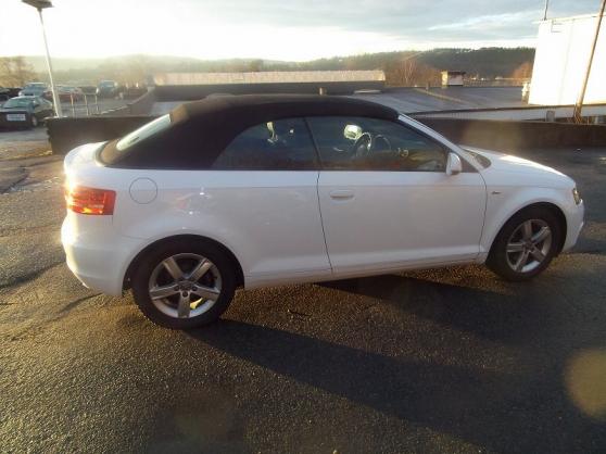 Audi A3 cabrio 1.2TFSI turbo S-line