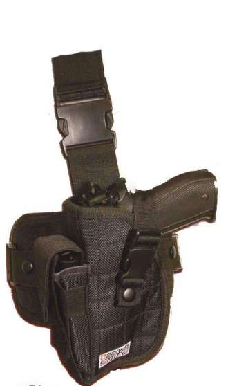 Holster cuisse gauche swiss arms