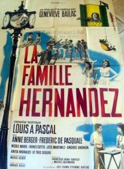La famille Hernandez affiche