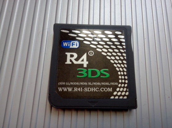 carte R4i 3DS SDHC