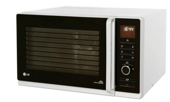 Annonce occasion, vente ou achat 'Micro ondes combiné (LG MC-3081NSR)'