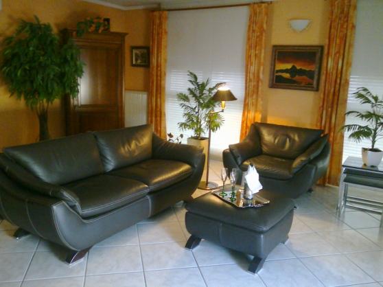 salon cuir noir haguenau meubles d coration canap s haguenau reference meu can sal. Black Bedroom Furniture Sets. Home Design Ideas
