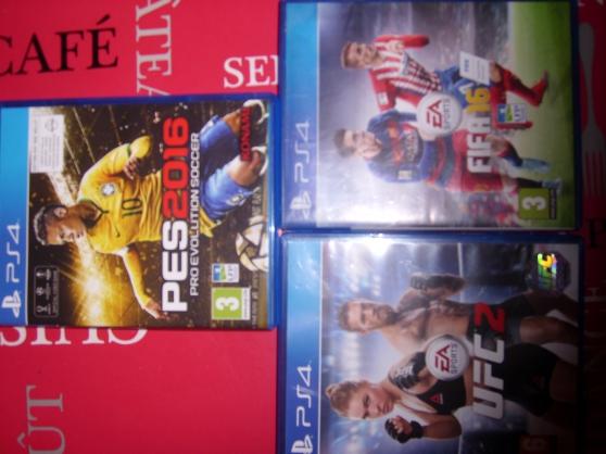 3 jeux ps4 fifa - Photo 2