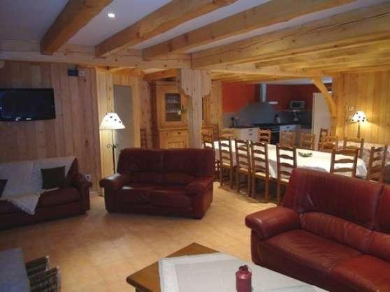 Chalets grand confort 22 pers. Vosges