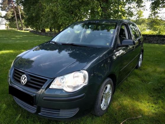 Petite Annonce : Volkswagen polo 1.4 l 2006 - Vends Volkswagen Polo 1.4 l sport 5 ptes Janvier  175 000