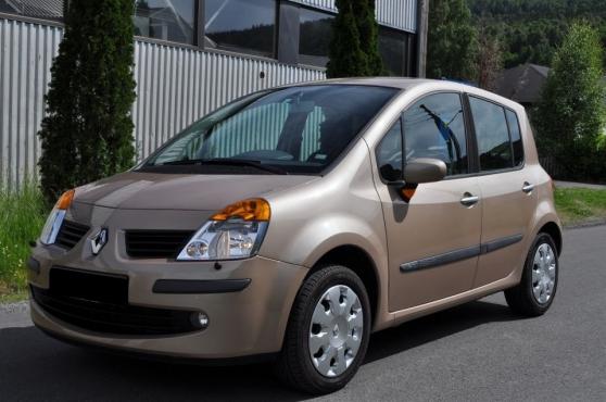 Petite Annonce : Renault modus 1.4 - livraison offerte - Bonjour   Je met en vente mon Renault Modus 1.5 DCI   En Bon État