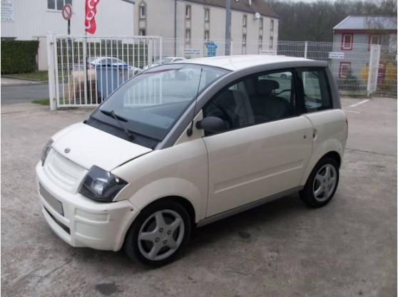 Annonce occasion, vente ou achat 'Sublime voiture sans permis microcar mc1'
