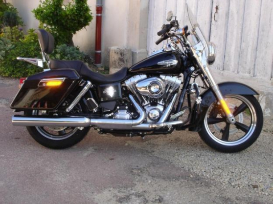 Annonce occasion, vente ou achat 'Harley Davidson Switchback'