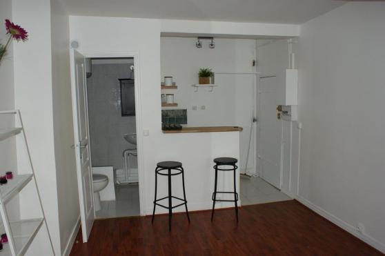 Studio entièrement meublé 21 m2 rénové - Photo 2