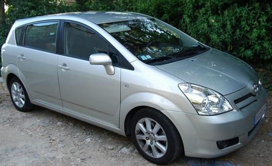 Toyota Corolla Verso linéa sol d4d 136cv