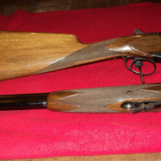 Browning superposé B25 cal 12 /70