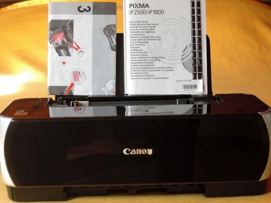 imprimante canon pixma ip2500 + notice - Annonce gratuite marche.fr