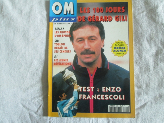 Annonce occasion, vente ou achat 'om plus N° 206'