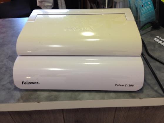 Machine à relier Fellowes - Photo 2