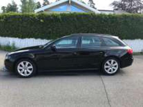 Annonce occasion, vente ou achat 'Audi A4'