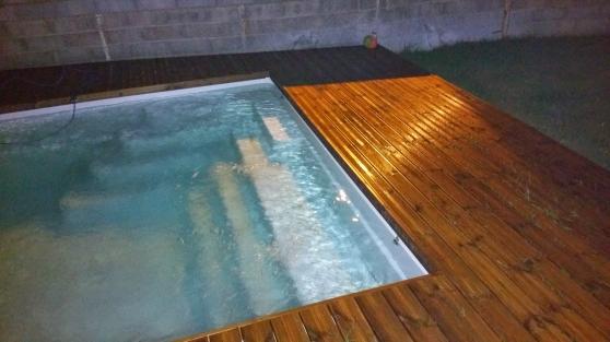 Villa 4 faces plain pied avec piscine