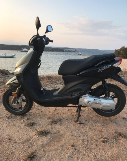 scooter MBK 50 Cc 2T