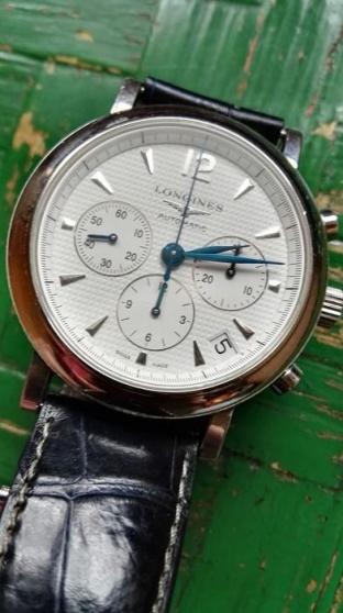 montre longines clous chronographe - Annonce gratuite marche.fr