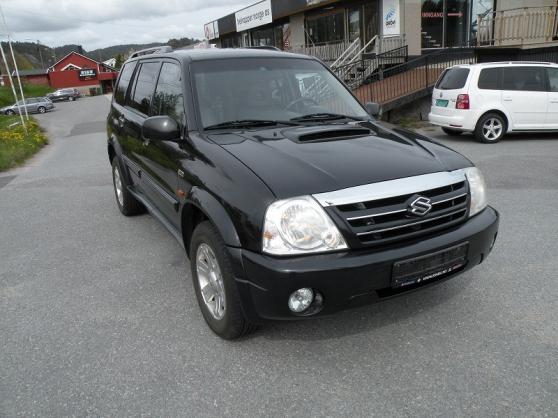 Suzuki Grand Vitara XL7 2,0TD