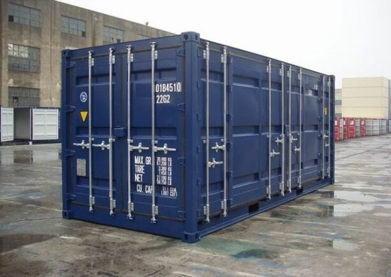 Container OPENSIDE (ouvertures latérales