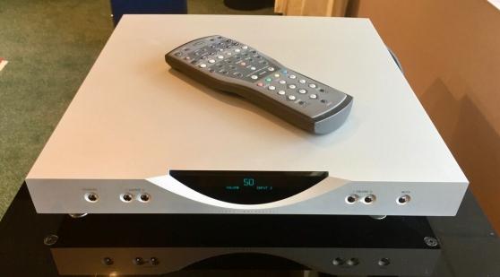 Annonce occasion, vente ou achat 'Linn Klimax Kontrol Stereo Preamp'
