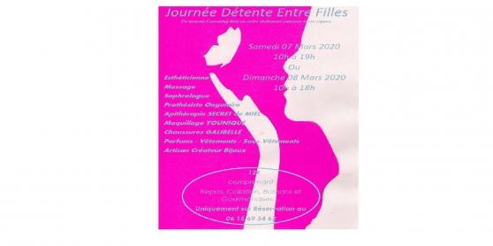Annonce occasion, vente ou achat 'Journée Détente Entre Filles'