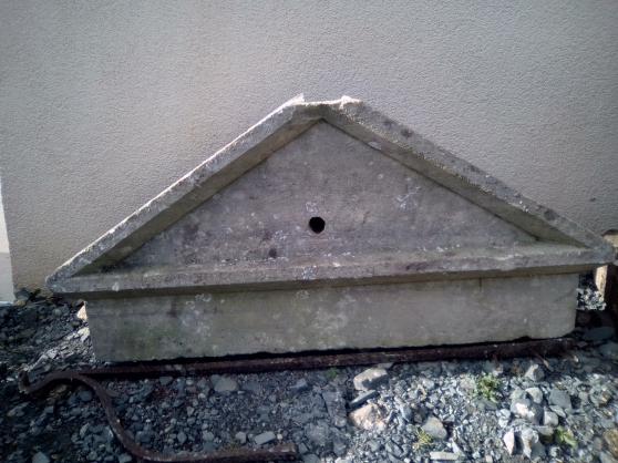 Lucarne en pierre