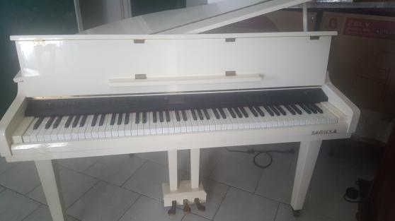 Piano demi-queue électronique