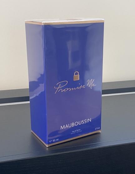 Annonce occasion, vente ou achat 'Mauboussin Eau de Parfum Promise Me'