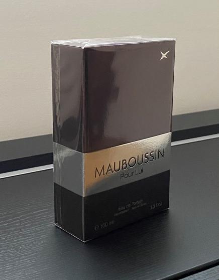 Annonce occasion, vente ou achat 'Mauboussin Eau de Parfum \'Pour Lui\''
