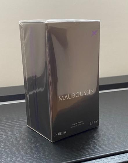 Annonce occasion, vente ou achat 'Mauboussin Eau de Parfum \'Pour Homme\''