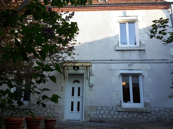 Maison proche de la Basilique de Selles