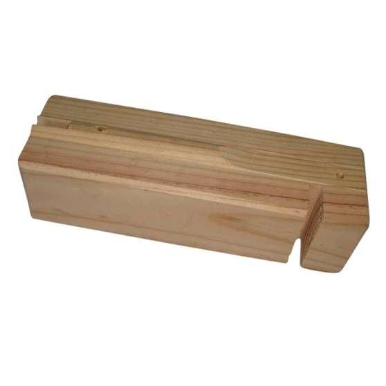 Bloc bois bvb 70 angle 90 droit neuf coudekerque for Bloc construction bois
