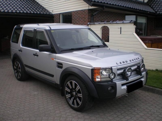 belle Land Rover Discovery 2,7 TDV 6HSE,