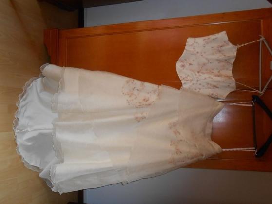 robe de mariee T50- non retouchee non po