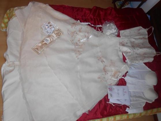robe de mariee T50- non retouchee non po - Photo 2