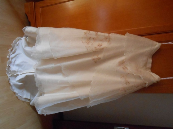 robe de mariee T50- non retouchee non po - Photo 3