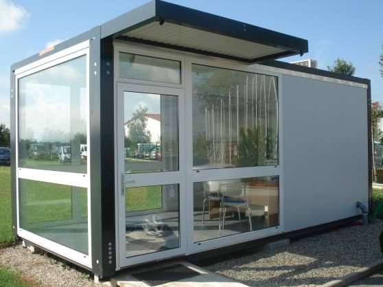 algeco du 12 2011 18m clim reversible t roeschwoog immobilier a vendre locaux professionnels. Black Bedroom Furniture Sets. Home Design Ideas